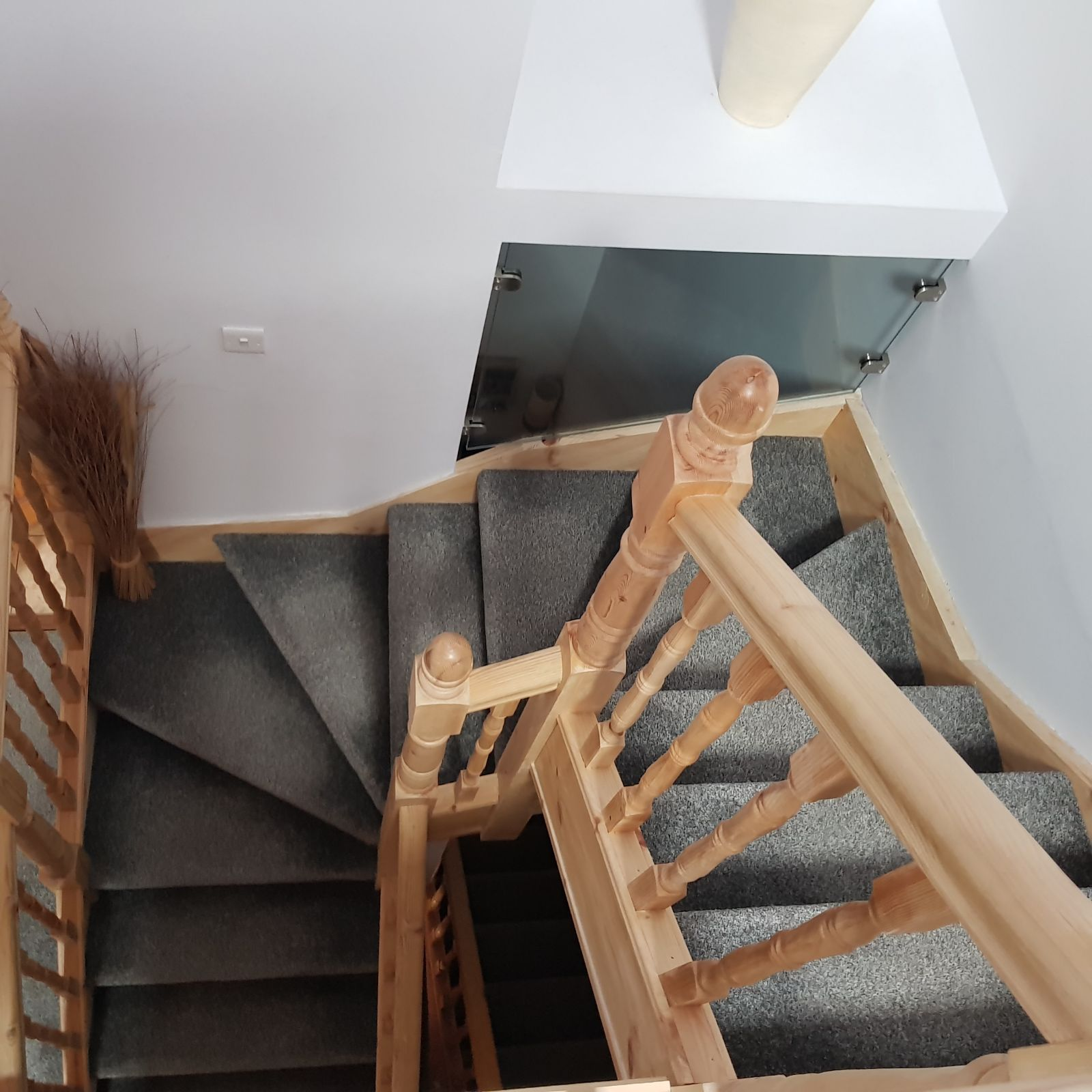 stairs conversion