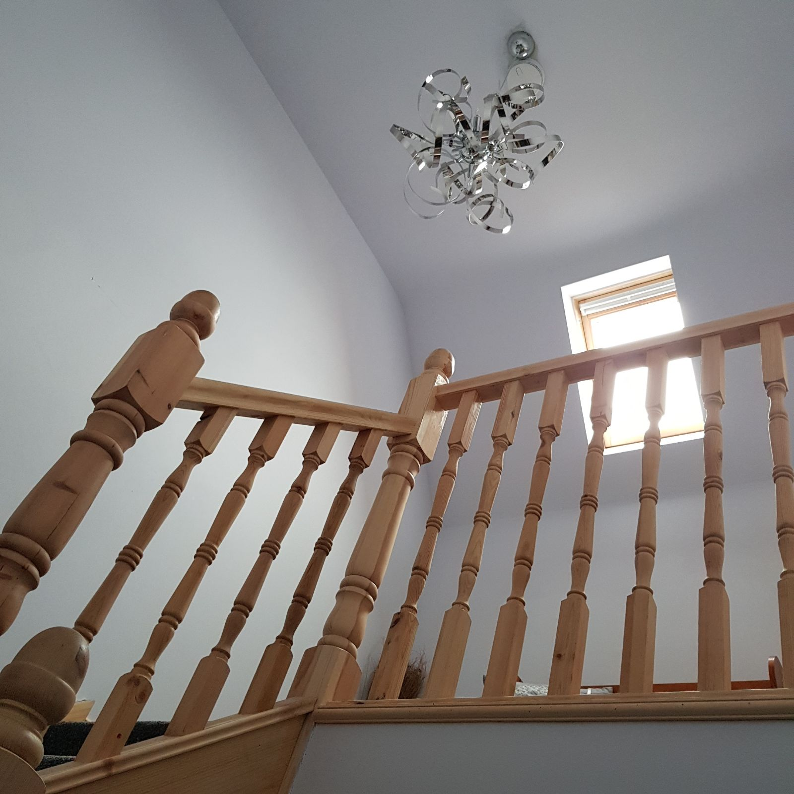 stairs and attic conversion cork