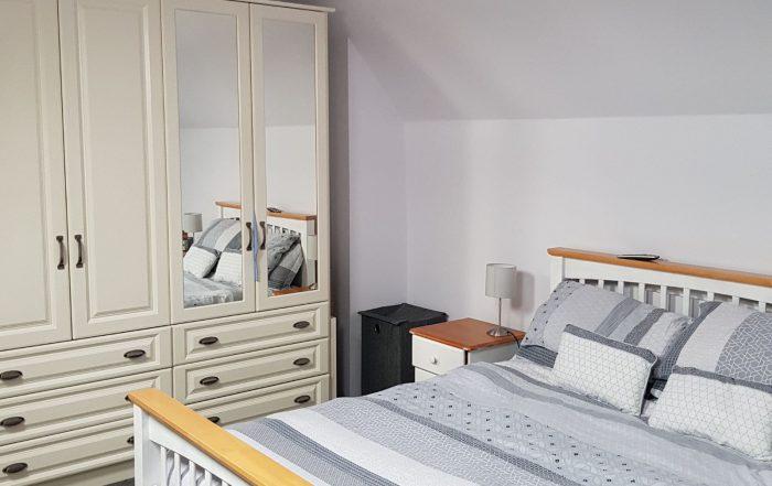 bedroom attic conversion by gmc carpentry
