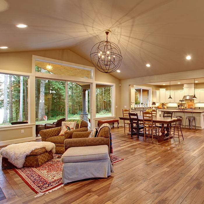 timber flooring installation cork