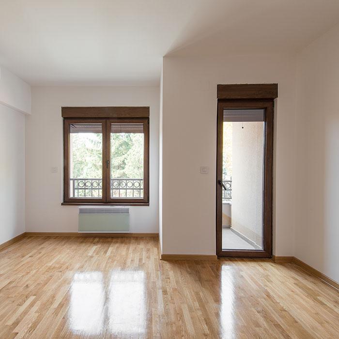timber floors cork