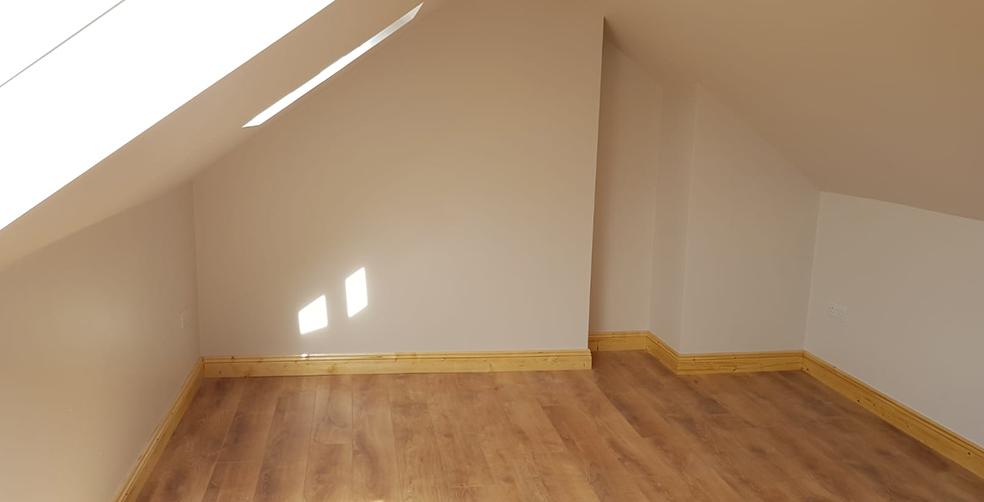 Carpentry and attic conversion carpenter.