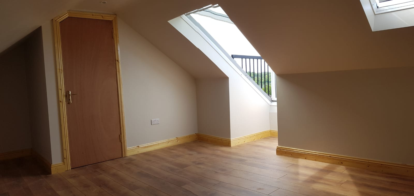 attic conversion in douglas