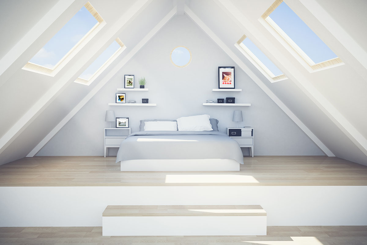penthouse attic conversion