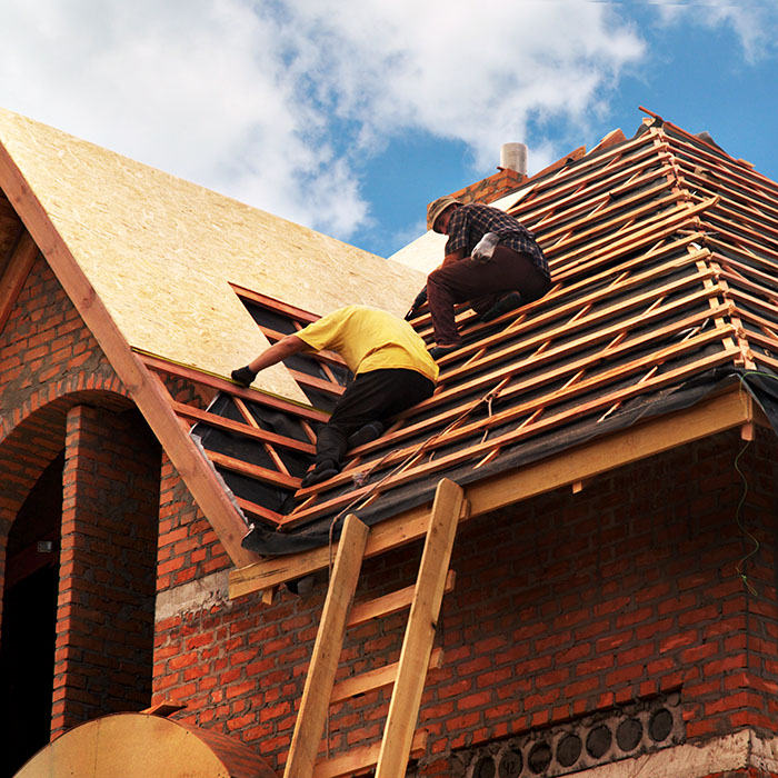 experienced roofers cork