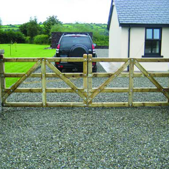 wooden gate makers cork