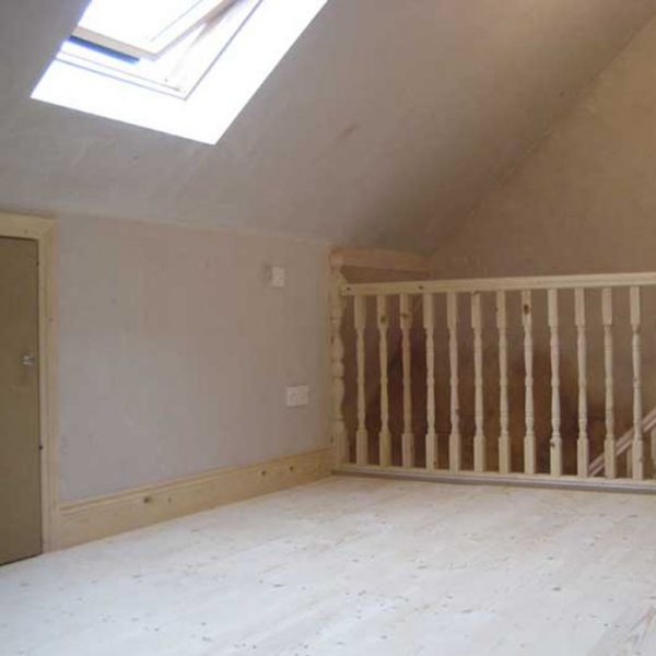loft conversion cork