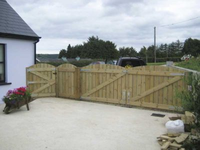 timer gate installation cork