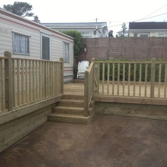decking fitters cork