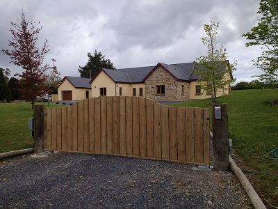timber gate installers cork