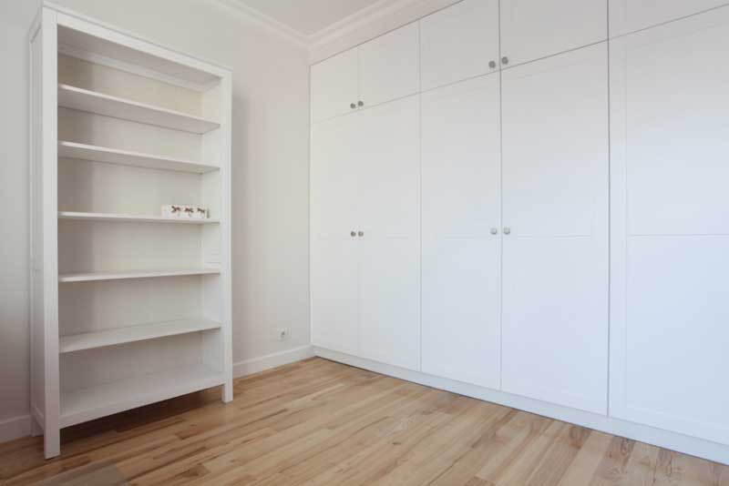 built in wardrobe company cork