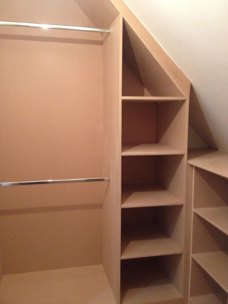 wardrobe installation by gm carpentry