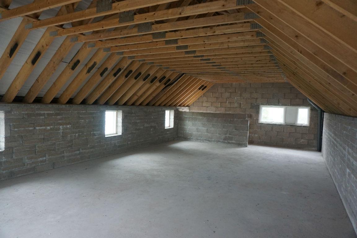 before attic conversion
