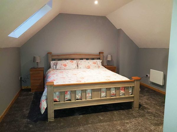 attic conversion by gmc carpentry cork