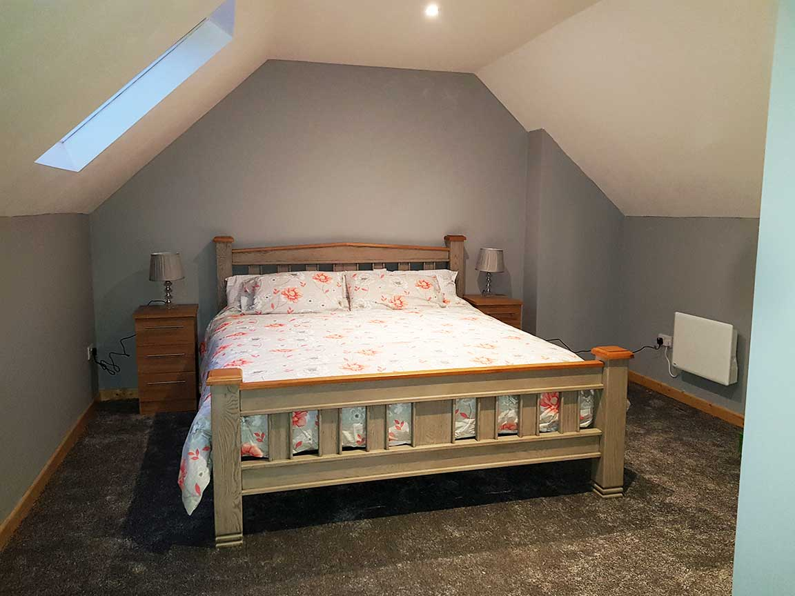 attic conversion project by GMC Carpentry Cork
